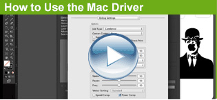 How-to-use the mac driver.