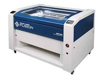 The new Epilog Fusion 40 Laser