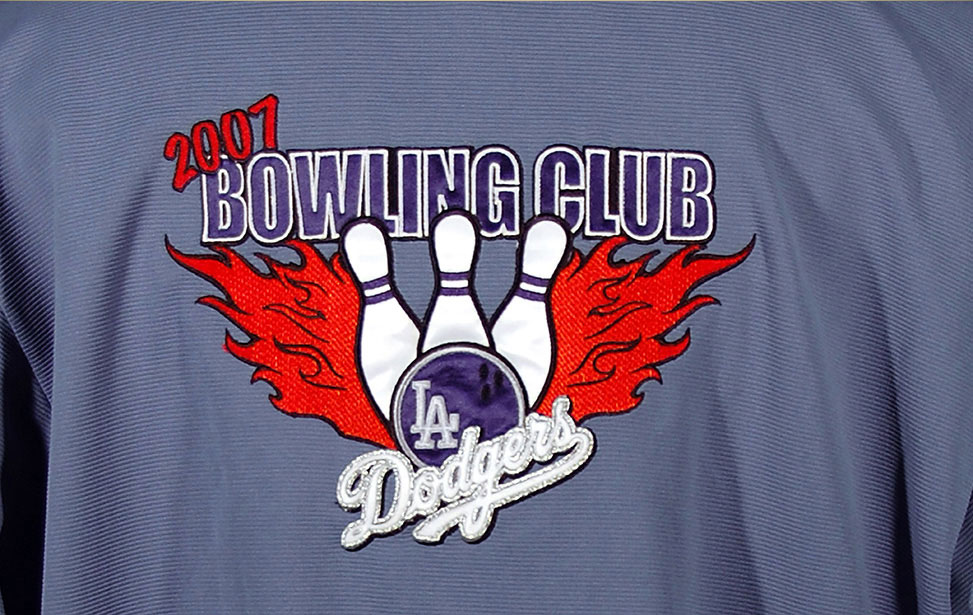 Laser Cut Bowling Shirt Design