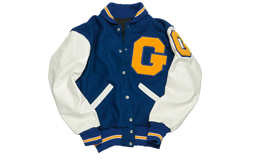Laser Cut Letterman Patch