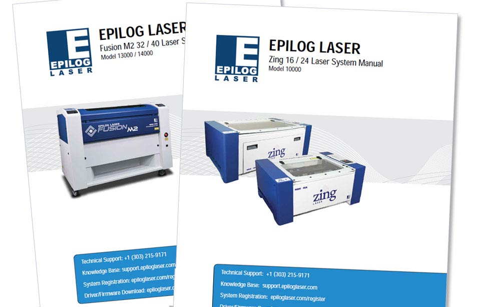 laser manuals