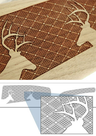 Gunstock Carving: Power Techniques - Botanical Prints, Bird Prints