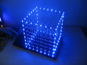 this led light cube took the grand prize in the second annual epilog challenge sponsored by epilog laser and instructables